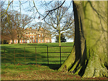 TF8825 : Raynham Hall as seen from St Mary's church by Evelyn Simak