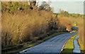 J4060 : The Belfast Road near Saintfield (2) by Albert Bridge