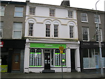 SH5638 : Gwerthwyr Tai Sanderson Estate Agents by Alan Fryer
