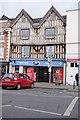 SO7137 : Timber-framed building, Ledbury by Philip Halling