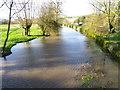 SU0425 : River Ebble, Broad Chalke - 12 by Maigheach-gheal