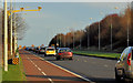 J4880 : The Belfast Road near Clandeboye, Bangor by Albert Bridge