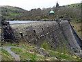SN9167 : Penygarreg Dam, Elan Valley, Mid-Wales by Christine Matthews