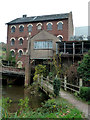 SX9093 : Exwick Mills by Chris Allen