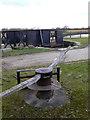 SE6119 : No.3 (Pollington) Swing Bridge by Alan Murray-Rust