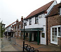 ST6390 : Northern end of St Mary Street, Thornbury by Jaggery