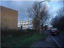 TQ4094 : Brook Road, Buckhurst Hill by David Howard