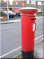 TM1845 : 57 Milton Street Postbox by Adrian Cable