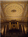 TQ3877 : Ceiling, Greenwich Chapel by Colin Smith