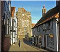 TQ8209 : St Clements church, Hastings by Julian P Guffogg