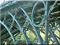 SJ6703 : Details of the Ironbridge by John M
