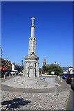 NX4355 : Market Cross, Wigtown by Colin Kinnear