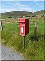 HU3651 : Tresta: postbox № ZE2 116 by Chris Downer