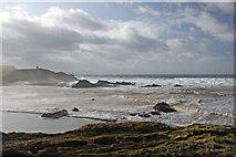 SS2006 : Rough sea at Bude by Bob Jones