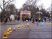 TQ2879 : Winter Wonderland, Hyde Park by Fast Track images