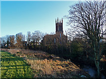 NS3526 : St Cuthberts New Life Christian Centre by wfmillar