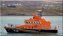 L7294 : Achill lifeboat by Albert Bridge