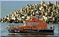 NT7475 : Dunbar lifeboat, Torness by Albert Bridge