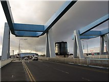 TA1031 : Clough Road bridges by Derek Harper