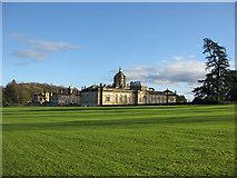 SE7170 : Castle Howard, January view by Pauline E