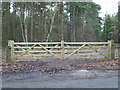 TL8269 : New Gates by Keith Evans