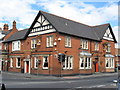 SK5508 : Anstey Coach & Horses Pub by the bitterman