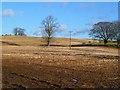 NY5442 : Farmland, Kirkoswald by Andrew Smith