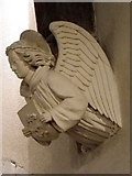 SY5889 : Detail, The Church of St Michael and All Angels by Maigheach-gheal