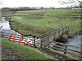 NZ0084 : Footbridge over the River Wansbeck by Oliver Dixon