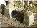 ST9929 : Boot scraper, St George's Church by Maigheach-gheal