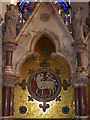 SU1405 : Detail, The Church of Sts Peter and Paul by Maigheach-gheal