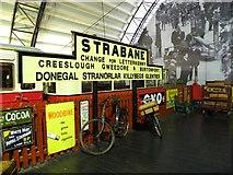 J4180 : The platform at Strabane, Cultra by Kenneth  Allen