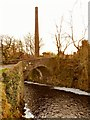 NX3360 : Lincuan Bridge by Andy Farrington