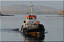 NM8529 : Felsted in Oban Bay by The Carlisle Kid