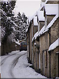 SO8700 : Minchinhampton Friday Street by P Dyer