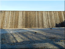 SK1789 : Dam Wall by Peter Barr
