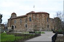 TL9925 : Colchester Castle by Peter Stack