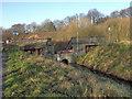 SJ7789 : Sluice Gate, Timperley Brook by David Dixon