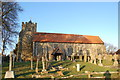 TQ8218 : St Georges church, Brede by Julian P Guffogg