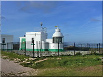 SX9456 : Lighthouse at Berry Head, Brixham by Ruth Sharville
