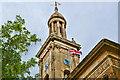 TQ3277 : Fielding Street, St Peter's Church, Walworth Road, south London SE17, St Peter's Church by Charles Thompson