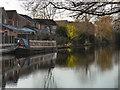 SJ7588 : Bridgewater Canal, Oldfield Brow by David Dixon