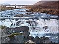 NH3570 : Glascarnoch River by sylvia duckworth