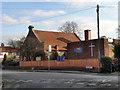 SJ7792 : Carrington Lane Methodist Church by David Dixon