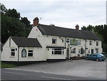 SK3217 : Blackfordby Bluebell Inn by the bitterman