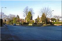 SJ7886 : Hale Road (A538) by David Dixon