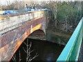 SJ9090 : Carrington Bridge by Gerald England