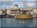 TQ3080 : Trafalgar Square by Philip Halling