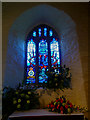 SW8769 : RAF Coastal Command Memorial window at St Eval by Peter Skynner