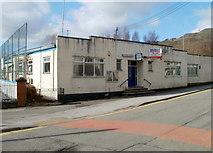 ST1888 : Former Royal British Legion premises to let, Trethomas by Jaggery
